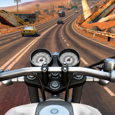 Moto Rider GO Highway Traffic