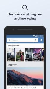 VK — social network and calls