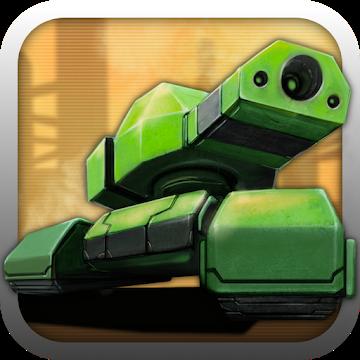 Tank Hero Laser Wars