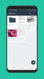 Want a moving scanner? The Simple Scanner is a PDF document scanner application that turns your phone into a portable scanner. you can scan documents, photos, receipts, reports, or just about anything. The scan will be saved to the device in image or PDF format.