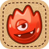 MonsterBusters Match 3 Puzzle