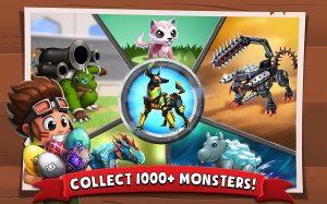 Battle Camp - Monster Catching